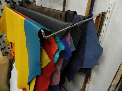 Lammnappa - Syskinn - Läder Skinn - Slöjd Material - Slojd-skinn.se 210ffae590c5c